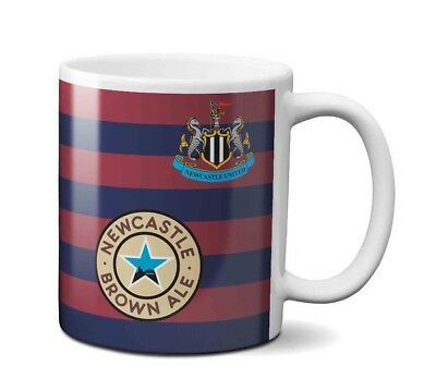 Newcastle United Retro Away1996 Football Shirt Tea / Coffee Mug