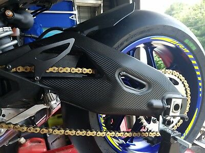 Yamaha R1 Carbon Fiber Swingarm Decals For 2015 To 2018 Years