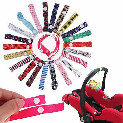 1pcs Fixed Toys Rope No Drop Baby Bottle Toy Sippy Cup Holder Strap For Stroller