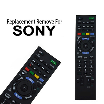 Replacement Universal Remote Control For SONY TV Bravia 4k Ultra HD