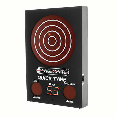 LaserLyte TLB-QDM Quick Tyme Laser Trainer Target New