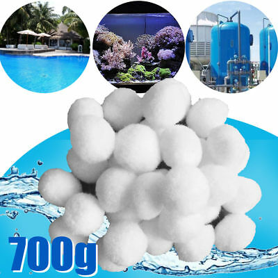 !!700g Filtersand Quarzsand Pool Filterballs Sandfilter Alternativ Poolfilter DE