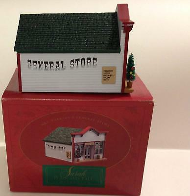 Mrs. Parkley's General Store The Sarah Plain and Tall Collection Hallmark