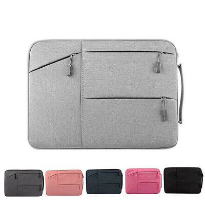 Laptop Sleeve Computer Case Bag Carry Pouch for MacBook Microsoft 11/13/15