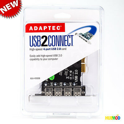 ADAPTEC AUA-4000 PCI TO USB WINDOWS 7 DRIVER