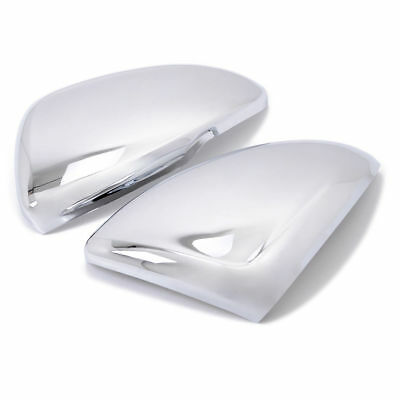 Chrome Side Door Rearview Wing Mirrors Covers Trim For Chevrolet Cruze 2017 2018