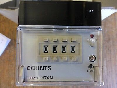 Omron H7AN-4DM Counter 100 to 240VAC