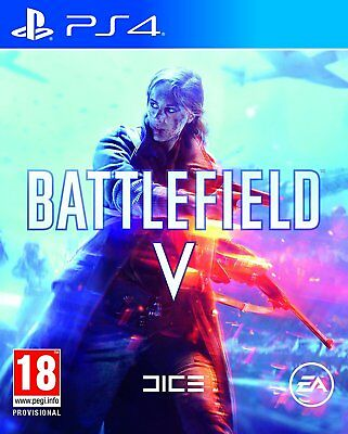 BATTLEFIELD V per Playstation 4 PS4 italiano NUOVO