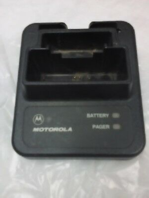 Motorola minitor II Pager Charger with power cord