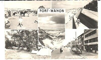 Carte Postale - (80) Somme - CP - Fort-Mahon Plage
