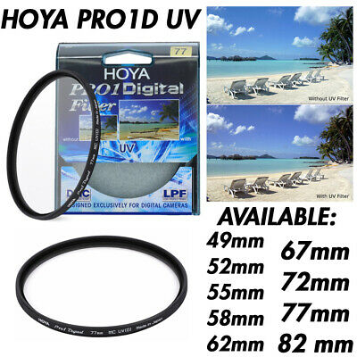 Hoya Pro1D Digital MC UV Lens Filter Slim Flash Drive for Digital Camera DSLR