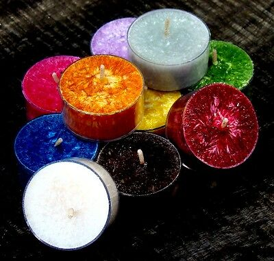 1000pk TEA LIGHT CANDLES Hand Made Healthy Cotton Wicks CHEAPER TO BUY IN BULK