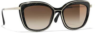 1f4843cd5ec2b Brand New 2018 Chanel Women Sunglasses CH 4238 c.622 S5 Authentic Frame  Italy