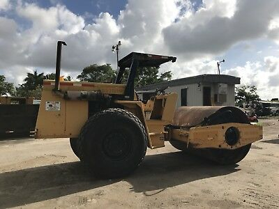 84 inch compactor Bomag Bw212d-2 Single Drum Roller