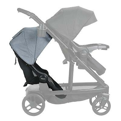 NEW - Graco Uno2Duo Stroller Second Seat, Add on - Hazel Color - Free Ship