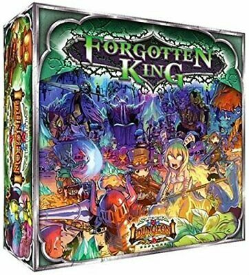 Super Dungeon Explore V2 Forgotten King Main Game by Soda Pop Miniatures