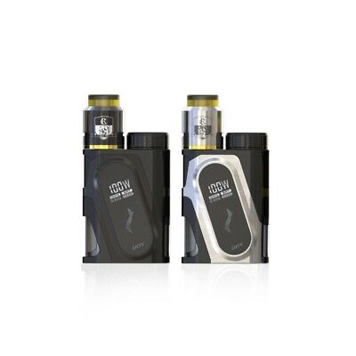 iJoy Capo Squonk Kit completo - 9ml-batteria inclusa-