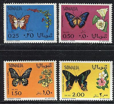 Somalia 1970 Butterflies/nature/insects/plants/flowers/nivprale Vevanes/urania