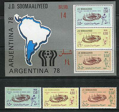 Somalia 1978 World Cup Soccer Championship/football/argentina/stadium/player/map