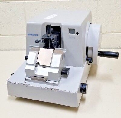 Shandon Anglia Scientific AS325 Bench-Top Rotary Microtome
