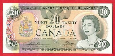 1979 $20 Bank of Canada Thiessen-Crow 52534564703 - Choice UNC