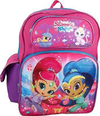 Disney Shimmer and Shine Large School Backpack 16