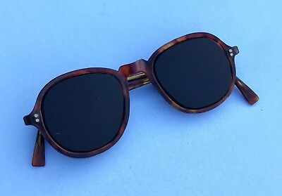 Rare Collectable 1940s Vintage Spectacles (Glasses) Tortoise Style for a Visuall