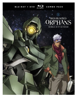 Mobile Suit Gundam: Iron-Blooded Orphans - Season One - Part Two (Blu-ray, DVD)