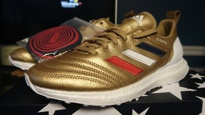 new concept d92ee fbe36 Kith x Adidas Soccer Copa Mundial 18 Ultraboost size 8