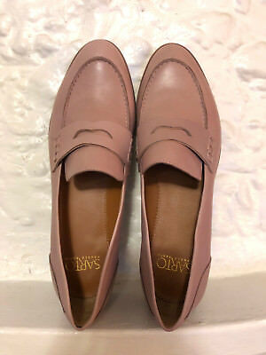 c24046d3a52 SARTO BY FRANCO Sarto Jolette Penny Loafer - Woodrose Leather Sz 8.5 ...