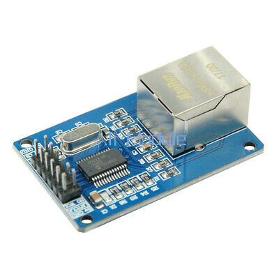 1PCS ENC28J60 Ethernet LAN Network Module For Arduino SPI AVR PIC LPC STM32 AM