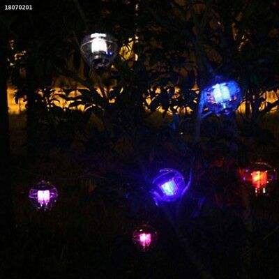 Pond Lamp Solar Energy Solar Lights Floatable Outdoor Colorful Pool Lamp D221468