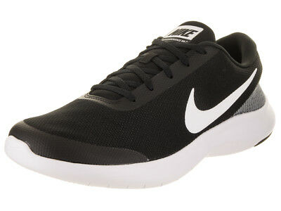 caf95799c979 Nike Men s Flex Experience Rn 7 Black White White Running Shoe 9.5 Men Us