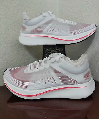 best website bb164 915e6 Brand New Nike Zoom FLY SP Men s Athletic Fashion Sneakers AJ9282 106 Size  8.5