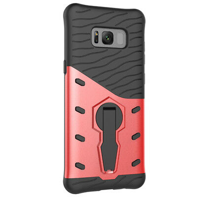 Shockproof Hybrid Rugged Rubber Protecte Case Cover For SAMSUNG GALAXY S6/7/8/9