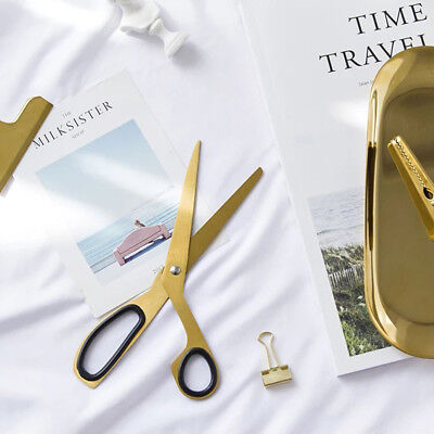 Tailoring Scissors Stainless Steel Dressmaking Shears Fabric Craft Cutting