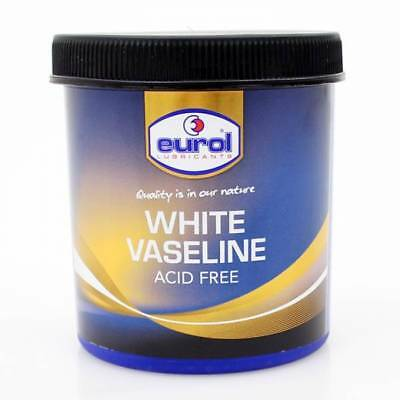 White vaseline acid free can be used in food industry 600g FDA 172.880 Eurol