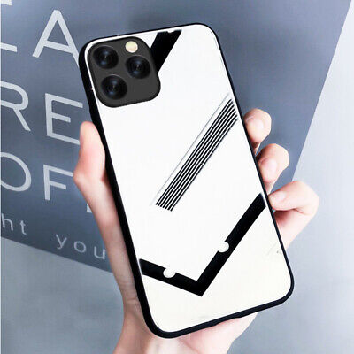 Clear Mirror Back Skin Soft Bumper Slim Cover Case For iPhone XS Max XR X 8 7 6s