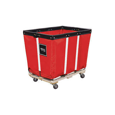 ROYAL BASKET TRUCK Basket Truck,6 Bu. Cap.,Red,30 In. L, G06-RRW-PMA-3UNN