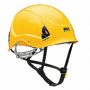 PETZL Work and Rescue Helmet,Yellow, A20BYA, Yellow