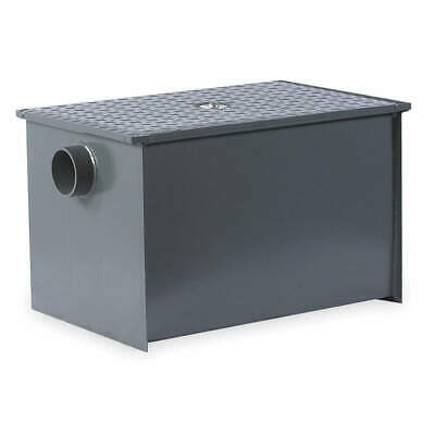 WATTS Grease Trap,Pipe Dia 2 In, WD-15