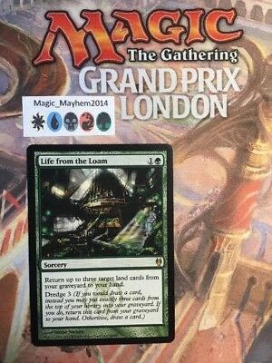 Life From The Loam MTG Duel Decks Magic The Gathering