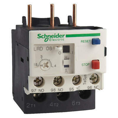 SCHNEIDER ELECTRIC LR2K0308 Overload Relay,1.80 to 2.60A,Class 10,3P