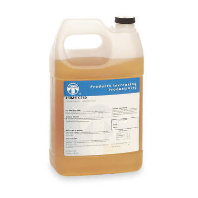 TRIM Coolant,1 gal,Can, C350/1, Colorless to Pale Yellow