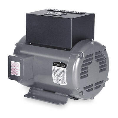 PHASE-A-MATIC Phase Converter,Rotary,10 HP,208-240V, R-10