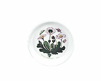 Portmeirion Botanic Garden Coasters Sweet Dishes Set Of 2 Made In Great Britain