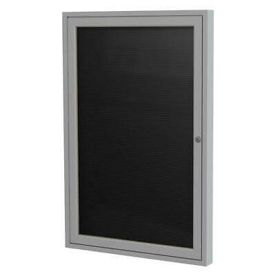 """GHENT Enclosed Letter Board, 36""""x24"""", PA13624B-BK"""