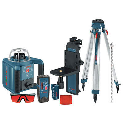 BOSCH Laser Level Kit,Dual,1000 ft. Range, GRL 300 HVCK