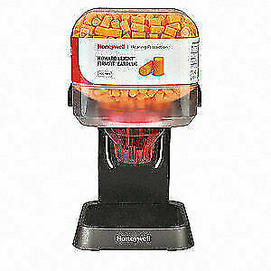 HONEYWELL HOWARD LEIGHT Ear Plug Dispenser,Orange,30dB,PK400, HL400-FF-INTRO