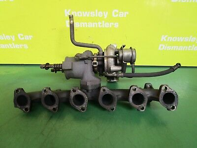 Land Rover Range Rover P38 (1995-2002) 2.5 Diesel Turbo Charger 134Bhp